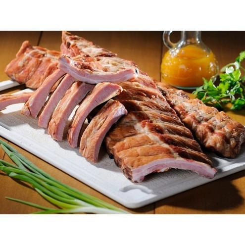 Рецепт копчения свиных ребрышек